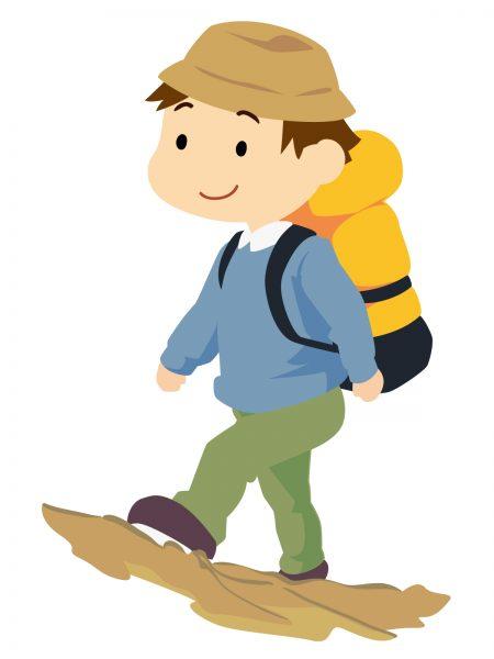 登山のバックパックは最強の非常持ち出し袋