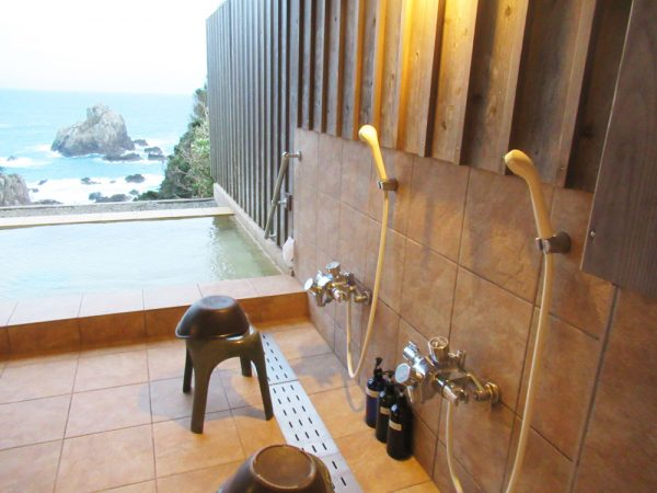 南紀串本リゾート大島露天風呂