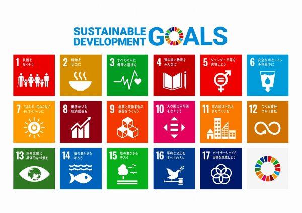 SDGsロゴ17種