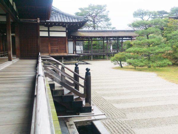 仁和寺建築