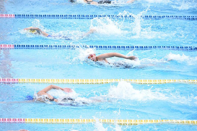 12水泳自由形