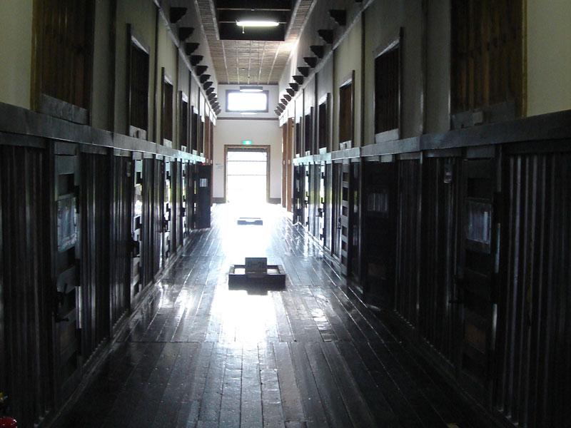 網走監獄囚人道路エピソード